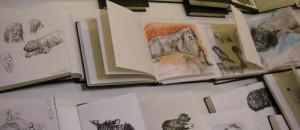 02-sketchbooks-massed