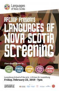 LanguagesScreening_Poster_Lunenburg