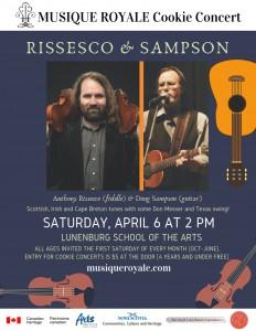 Risessco & Sampson Poster