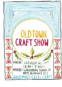 Old Town Craft Show 2019 Poster